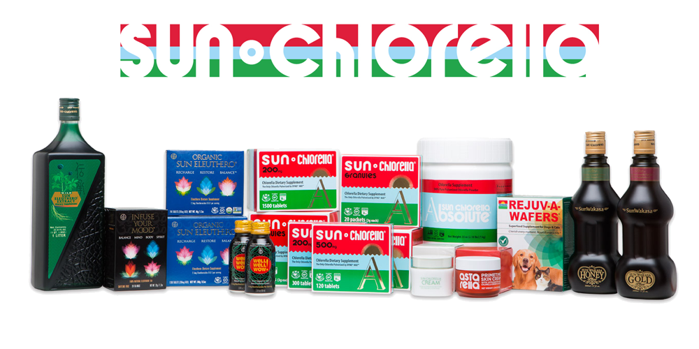 Sun Chlorela Retail and Wholesale Opportunities