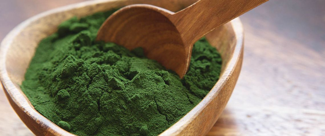 Detoxifying chlorella face mask may offer the body many beauty benefits