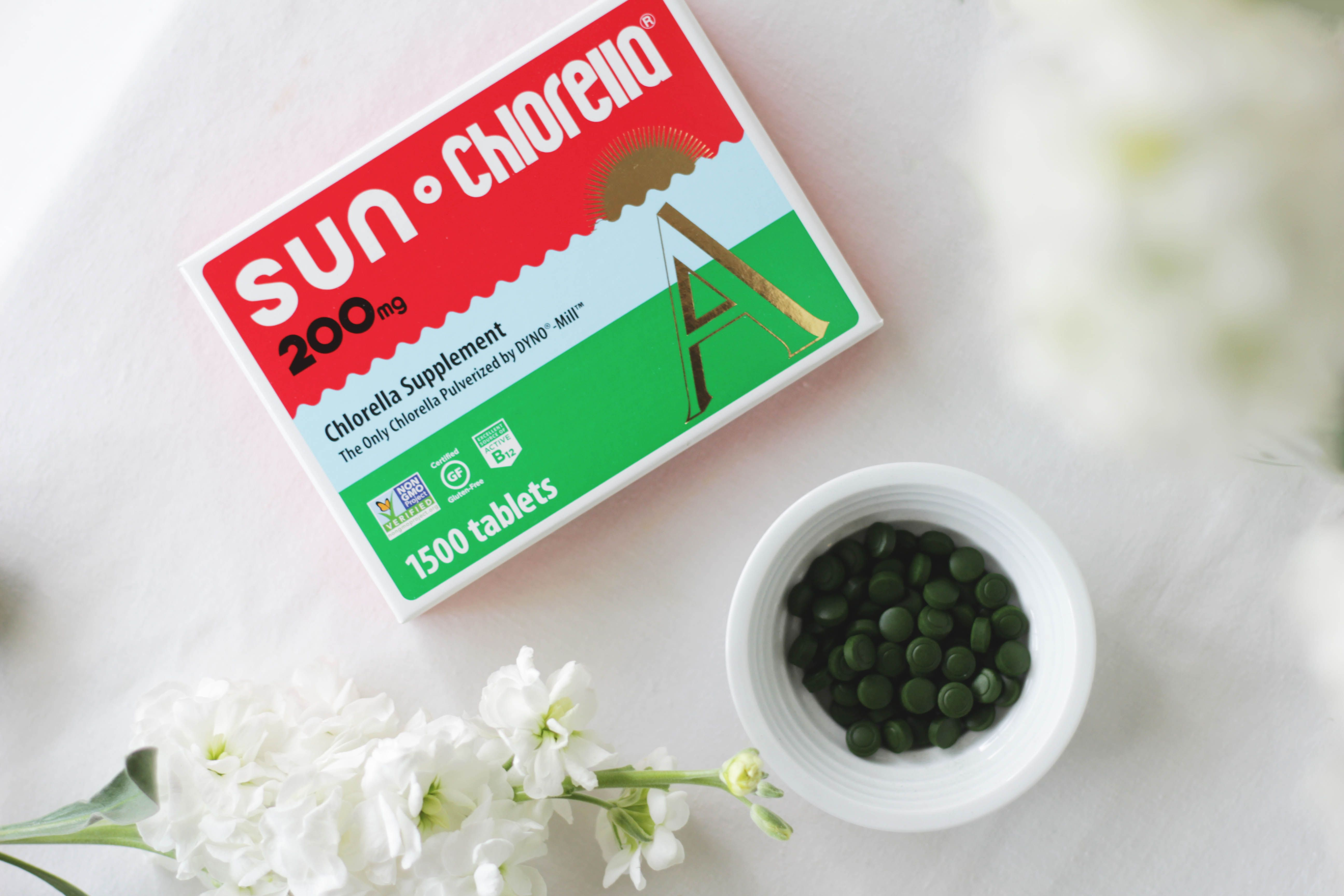 Sun Chlorella - A True Superfood