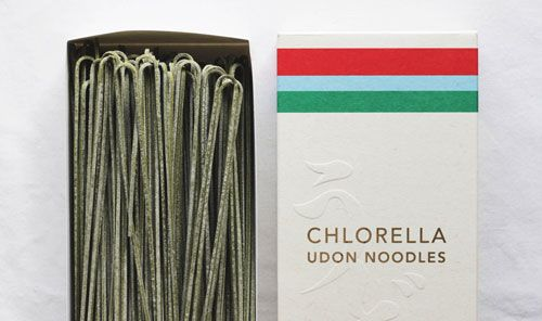 Create amazing and nutritious meals with Chlorella Udon Noodles
