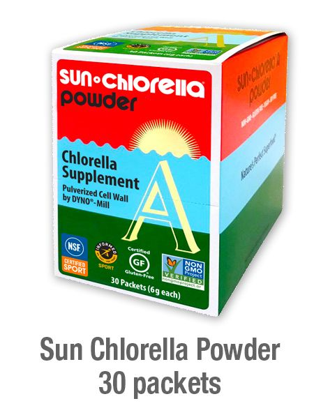 Sun Chlorella Powder 30 packets