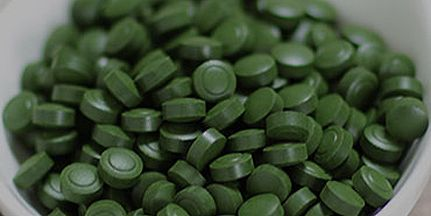 Sun Chlorella tablets are a great supplement for natural heal support