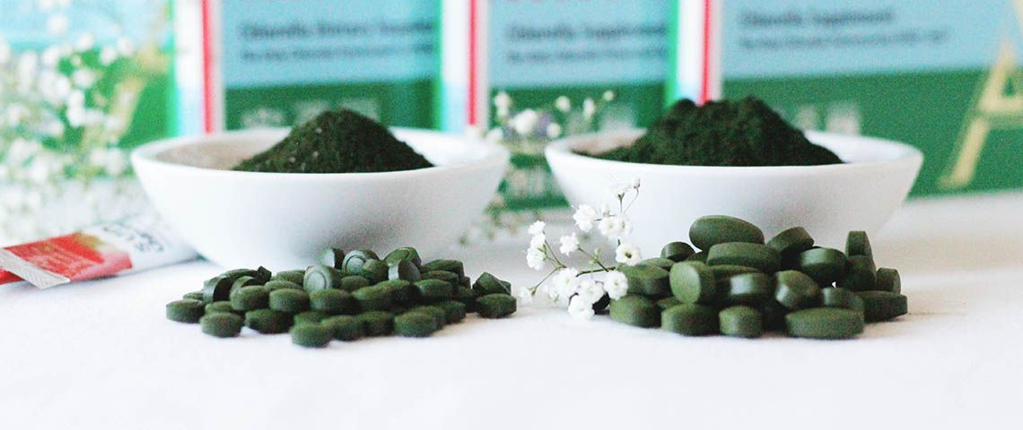 Benefits of chlorella, a true superfood among superfoods.