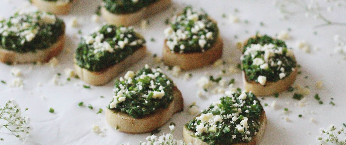 Try adding chlorella to your avocado toast for an extra serving of superfoods.