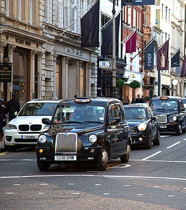 Cab drivers in London participated in an interesting study